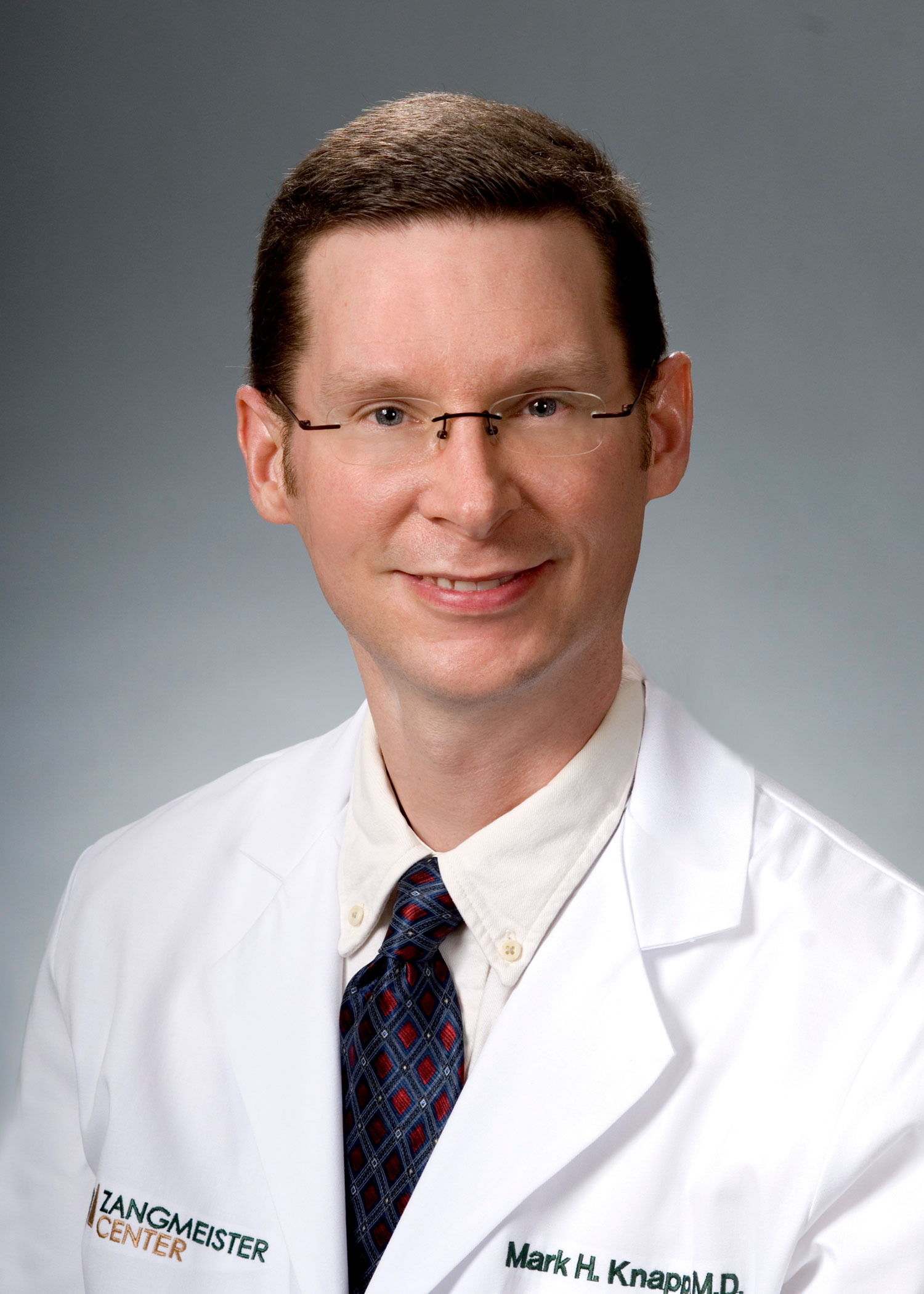 Mark H  Knapp M D  | Ohio Cancer Doctors | Zangmeister Cancer Center