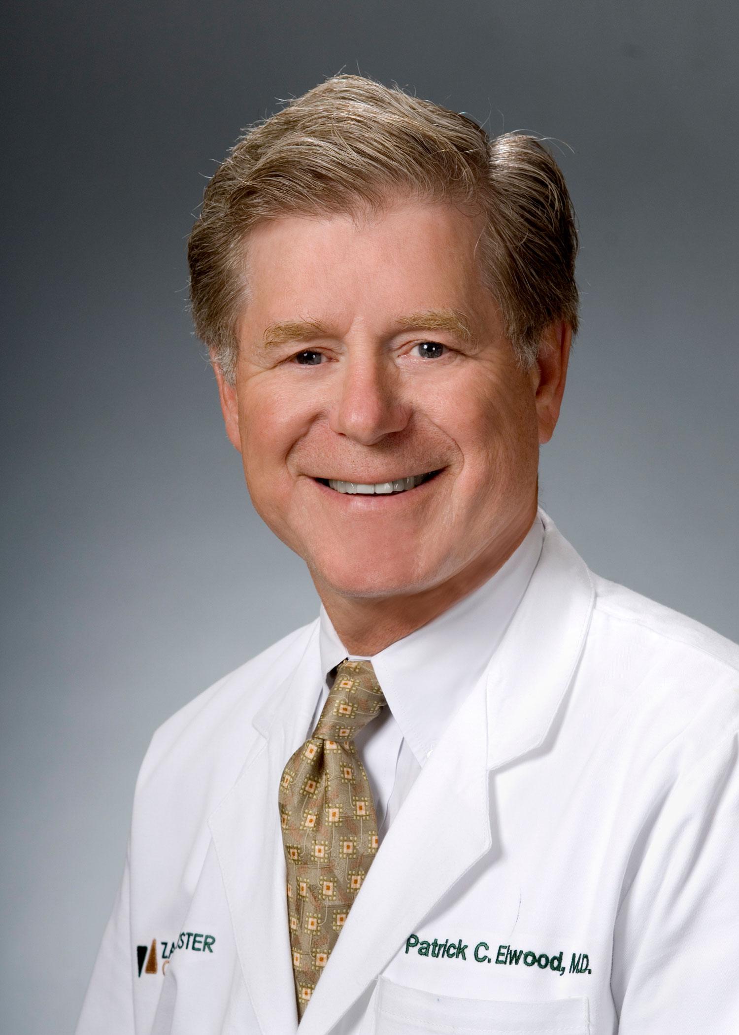 Patrick Elwood M D  | Ohio Cancer Doctors | Zangmeister